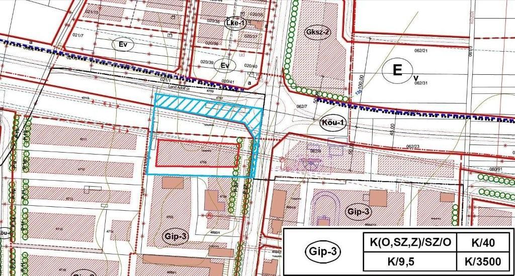 hrsz térkép INTREX Ingatlanok :: hrsz térkép